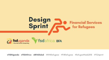 From Ideas to Field Tests in 4 Days: A Design Sprint for Refugee-Centered Financial Services