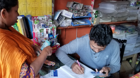 Pioneering Cashless Microfinance in Bangladesh