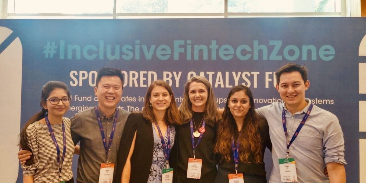 Catalyst Fund India inclusive fintech digital divide