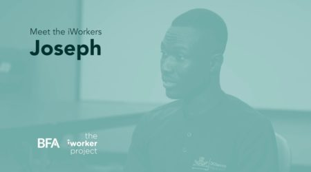 Meet the iWorkers – Joseph
