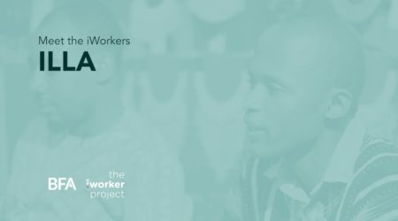 Meet the iWorkers – Illa