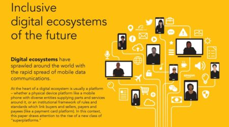 Inclusive digital ecosystems of the future
