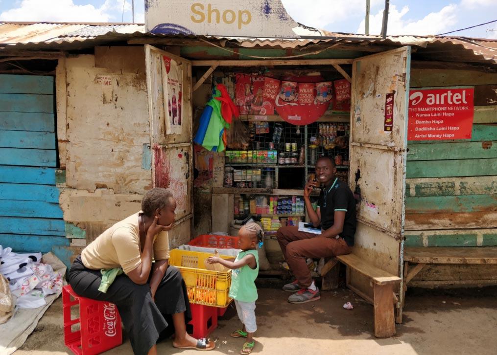 Merchant credit in Nairobi