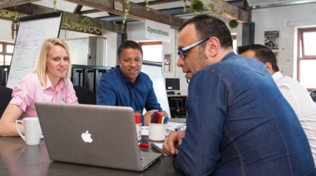 Four Hiring Strategies for Social Ventures to Find and Keep Talent