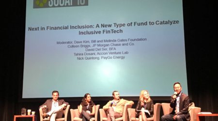 SOCAP17 Conversations: The State of the Inclusive Fintech Field