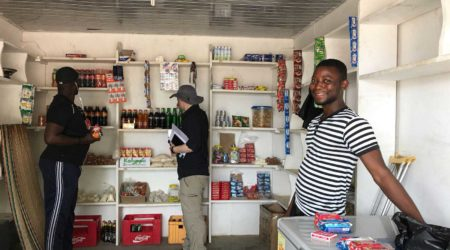 Getting the Timing Right: The Life Cycle of a Small Shop in Africa