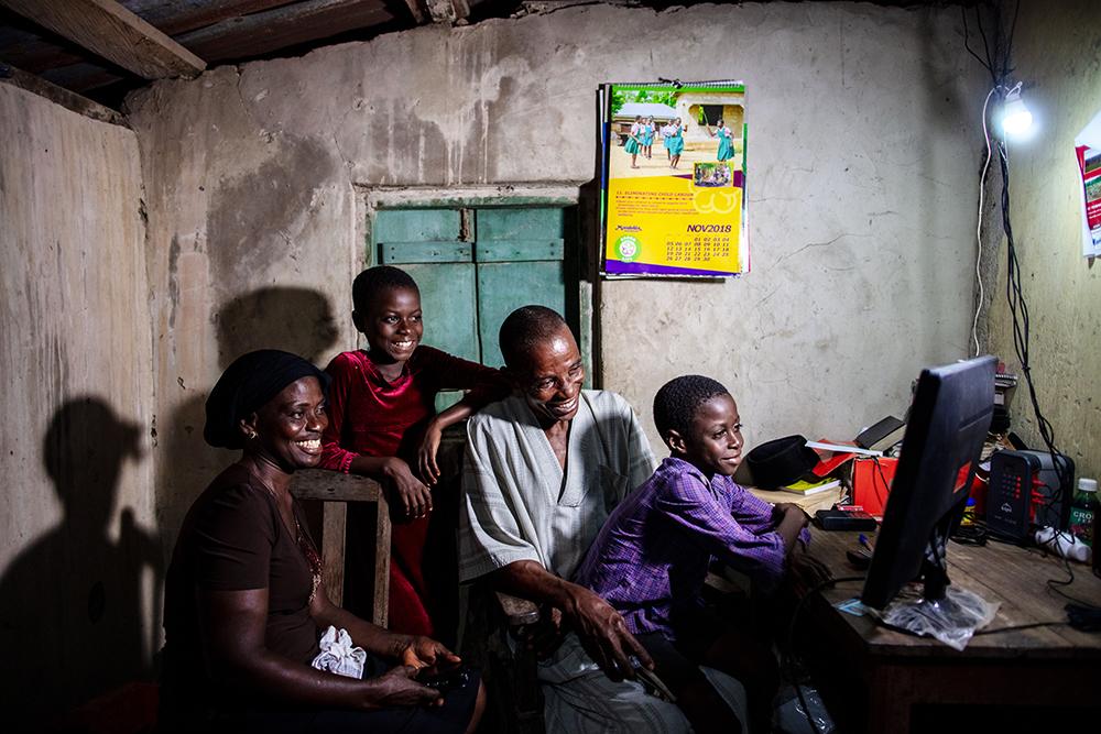 PEG Africa PAYGo Solar