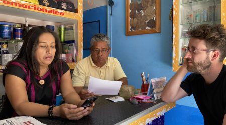 Pulse surveys with shopkeepers across Mexico during COVID-19