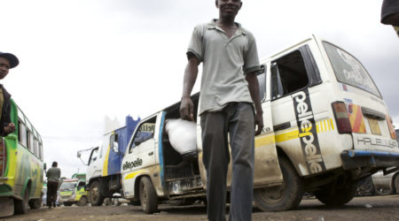 When hustling fails: The impact of coronavirus mitigation efforts on ordinary people's livelihoods