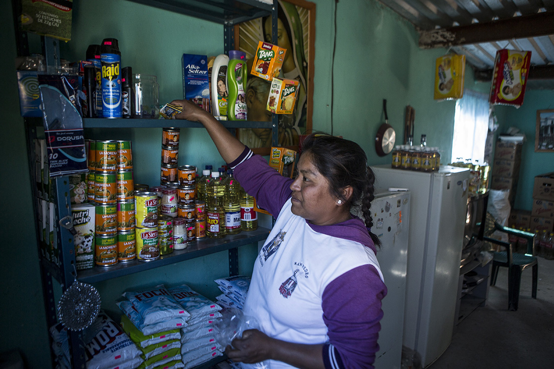 """Una hogar en Santa Clara, Mexico """"Financial Diaries"""" por Adriana Zehbrauskas"""