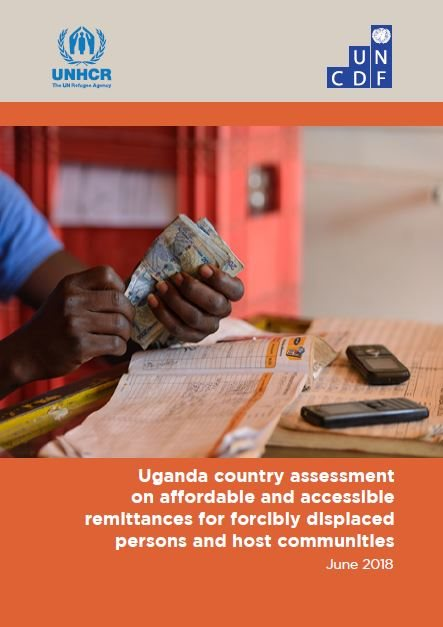 Accessible remittances Uganda