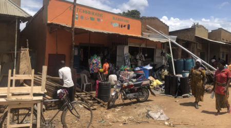 The Financial Inclusion for Refugees Project in Uganda (FI4R)