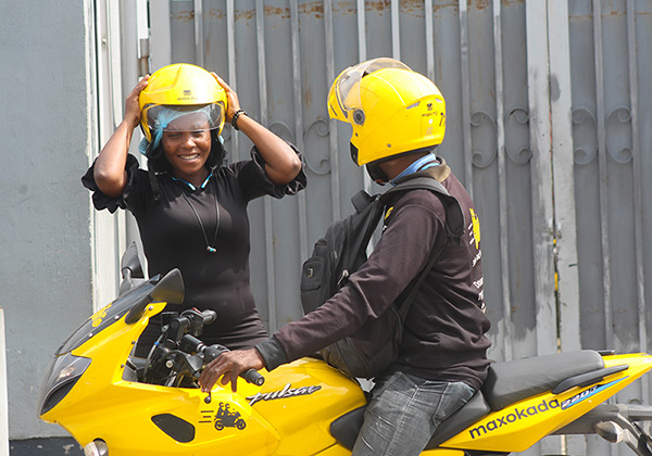 Female MAX customers felt that services had reduced their exposure to violence and harassment they would otherwise face with public or informal transportation options.