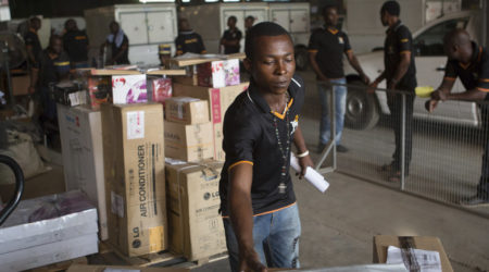 What will the rise of online shopping in Africa mean for jobs?