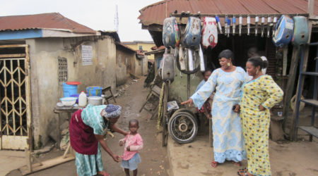 The glass ceiling, even at home: How a report on poverty in Nigeria reveals an enduring gender gap in household headship