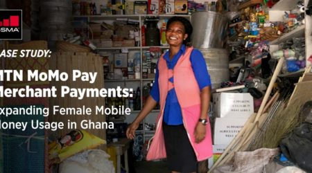 MTN MoMo Pay Merchant Payments: Expanding Women's Mobile Money Use in Ghana