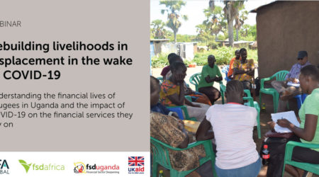 Webinar: Rebuilding livelihoods in displacement in the wake of COVID-19