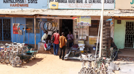 Zambian micro- and small enterprises during COVID-19: Wave One Findings