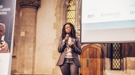 Making waves: Cynthia Wandia embodies the best of female fintech entrepreneurship