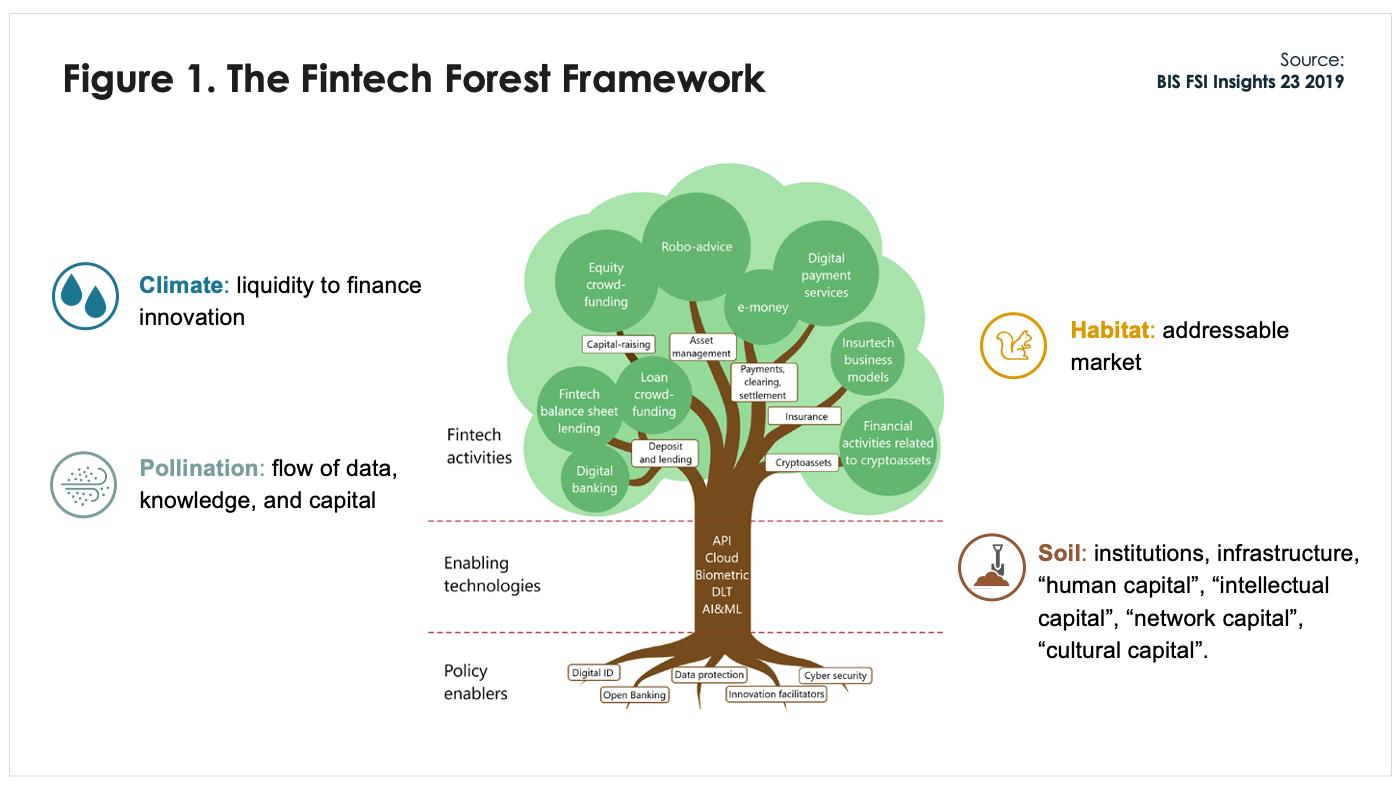 BFA Global Recovtech: the Fintech Forest Framework